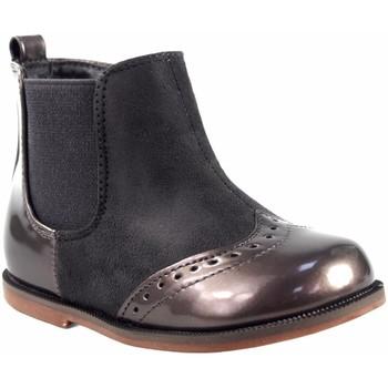 Chaussures Fille Boots Bubble Bobble a1775 gris Gris
