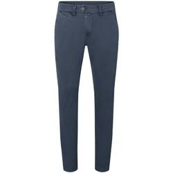 Vêtements Homme Jeans slim Timezone Pantalon chino  Bleu fonce Bleu