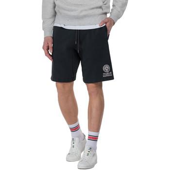 Vêtements Homme Shorts / Bermudas Franklin & Marshall Short Franklin & Marshall Classique noir