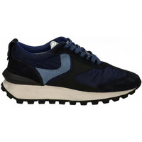 Chaussures Homme Baskets basses Voile Blanche QWARK navy