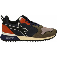 Chaussures Homme Baskets basses W6yz JET-M militare-grey