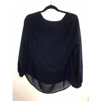 Vêtements Femme Tuniques Only Blouse bleu Bleu