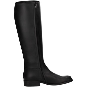 Chaussures Femme Bottes ville Dakota Boots 290-LU N NOIR