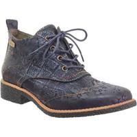 Chaussures Femme Boots Laura Vita Cocralieo 07 Marine
