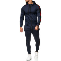 Vêtements Homme Projet dintroduction en bourse Cabin Survêtement jogging homme Survêt RD1004 bleu marine Bleu