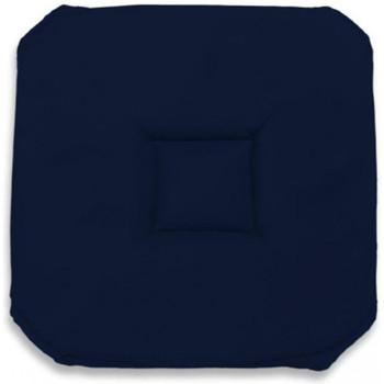 Maison & Déco Galettes de chaise Soleil D'ocre Alix Bleu