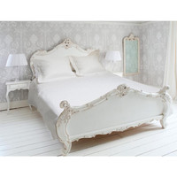 Maison & Déco Parures de lit Eden  Blanc