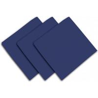 Maison & Déco Serviettes de table Soleil D'ocre Alix Bleu