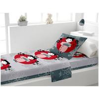 Maison & Déco Parures de lit Intemporel YOKI Gris