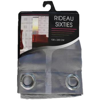 Maison & Déco Rideaux, stores Dtm Concept SIXTIES Anthracite