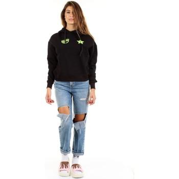 Vêtements Femme Sweats Chiara Ferragni 71CBIT05-CFC0T Noir
