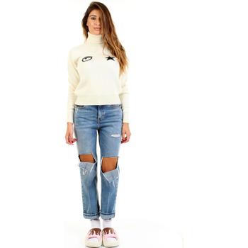 Vêtements Femme Pulls Chiara Ferragni 71CBFM02-CMM00 blanche