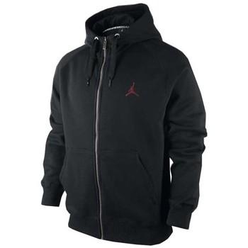 Vêtements Homme Sweats Air Jordan - Sweat à capuche zippé Jumpman Air Fleece Noir