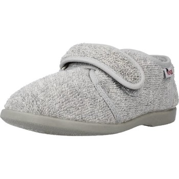 Chaussures Fille Chaussons Vulladi 1807 052 Gris