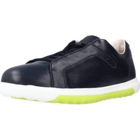 Chaussures Homme Baskets basses Geox U NEXSIDE Bleu