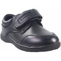 Chaussures Garçon Mocassins Bubble Bobble Chaussure garçon  a069 noir Noir