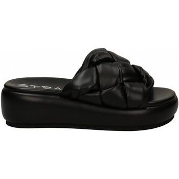 Chaussures Femme Mules Strategia  nero