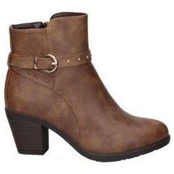 Chaussures Femme Bottines Chika 10 BOTINES CHK10 KURAZO 21 MODA JOVEN CUERO Beige