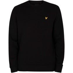Vêtements Homme Pulls Lyle & Scott Sweat-shirt à logo noir
