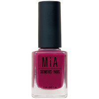 Beauté Femme Vernis à ongles Mia Cosmetics Paris Esmalte crimson Cherry