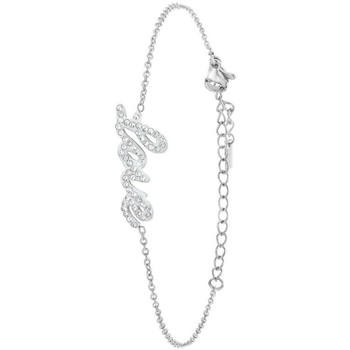 Montres & Bijoux Femme Bracelets Sc Crystal B2838-ARGENT Argenté