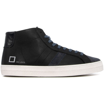 Chaussures Homme Baskets montantes Date HH-VC-BK NERO