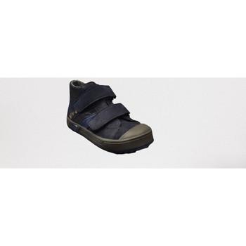Chaussures Garçon Baskets montantes Bopy VINYL MARINE