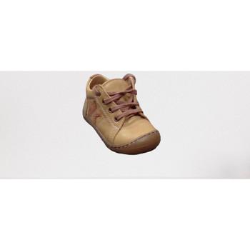 Chaussures Garçon Boots Bopy JAMY OCRE