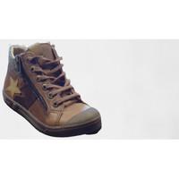 Chaussures Garçon Baskets montantes Bopy VEDRAN CARAMEL