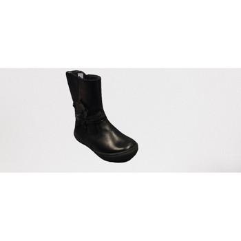 Chaussures Fille Boots Bopy SIDIKI NOIR