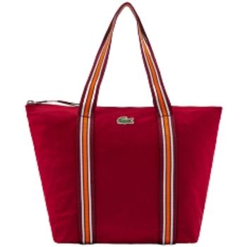 Sacs Femme Cabas / Sacs shopping Lacoste Sac cabas  Ref 53606 C88 rouge 32.5*10*23.5 Rouge