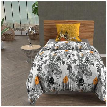 Maison & Déco Parures de lit Intemporel Bali gris Gris