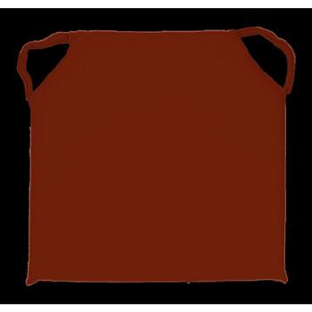 Maison & Déco Galettes de chaise Soleil D'ocre SPIRIT Orange