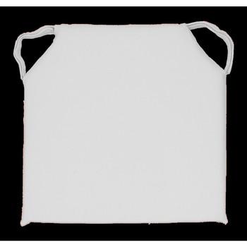 Maison & Déco Galettes de chaise Soleil D'ocre SPIRIT Blanc