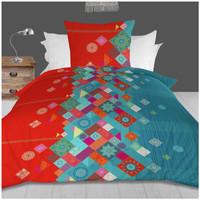 Maison & Déco Parures de lit Intemporel Patchwork Multicolore