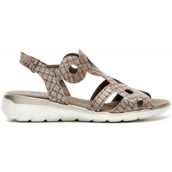Chaussures Femme Sandales et Nu-pieds 24 Hrs 24 Hrs mod.21044 Beige