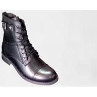 Chaussures Femme Bottines Goodstep 2505 BLACK