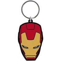 Accessoires textile Porte-clés Avengers Porte clés gomme Iron Man