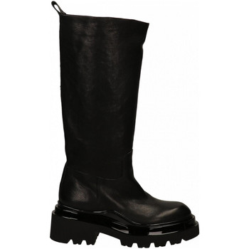 Chaussures Femme Bottes ville Now TEXANO nero