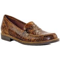 Chaussures Femme Mocassins Maroli 7428 CAMEL PYTHON