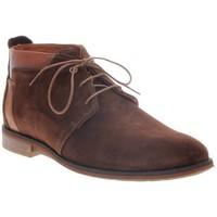 Chaussures Homme Boots Le Formier VINCENT 95 CHOCOLAT