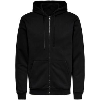 Vêtements Homme Sweats Only & Sons  22018684 Noir