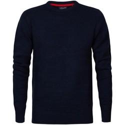 Vêtements Homme Pulls Petrol Industries KWR274 5110 DARK NAVY Bleu marine