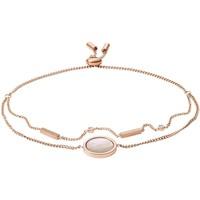 Montres & Bijoux Femme Bracelets Fossil Bracelet  Peachy Keen Rose