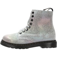 Chaussures Garçon Boots Dr Martens - Anfibio multicolor 1460 PASCAL J MULTICOLOR