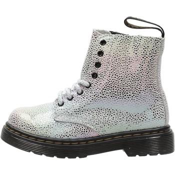Chaussures Garçon Boots Dr Martens - Anfibio multicolor 1460 PASCAL T MULTICOLOR
