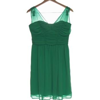Vêtements Femme Robes courtes Atmosphere Robe Courte  38 - T2 - M Vert