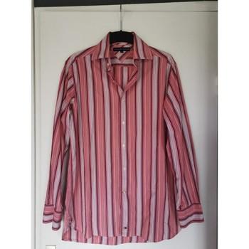 Vêtements Homme Chemises manches longues Tommy Hilfiger Chemise Tommy Hilfiger Multicolore