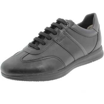 Chaussures Homme Baskets basses Geox U AVERY A NERE Noir