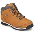 Chaussures Garçon Boots Timberland EURO SPRINT Cognac
